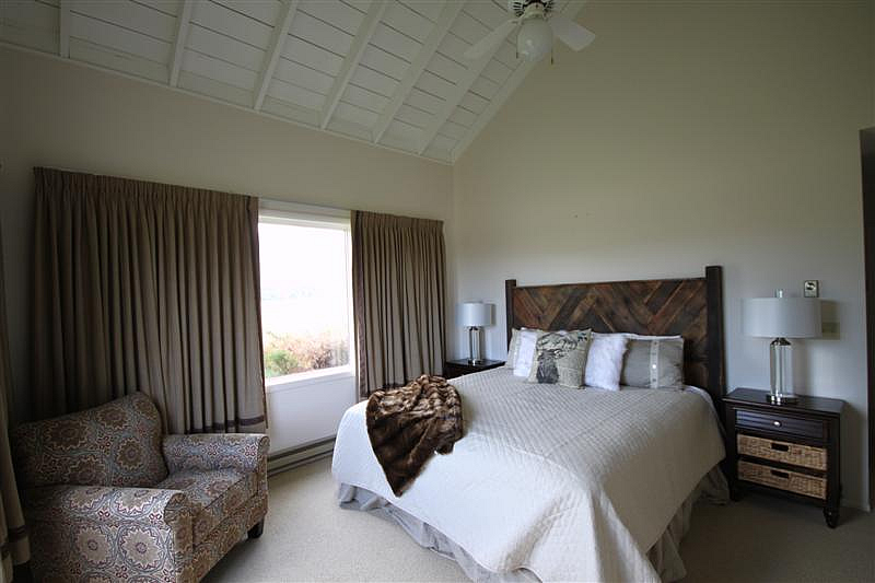 The Master King bedroom